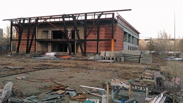 Реконструкцию театра «Вера» должны закончить к1марта последующего года
