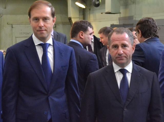 ВПермь едут полпред президента Бабич и руководитель минпромторга Мантуров