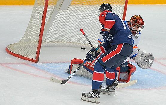 Нижегородское «Торпедо» провело матч против «Лады» изТольятти