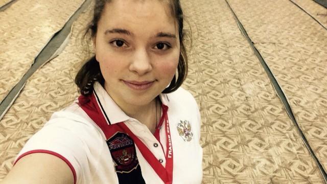 Анастасия Галашина выступит начемпионате Европы пострельбе изпневматического оружия