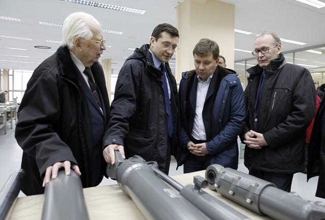 «Вертолеты России» могут потратить 900 млн. руб. напокупку продукции нижегородского «Гидромаша»
