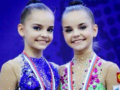 Нижегородские спортсменки-близняшки завоевали две медали наГран-при столицы похудожественной гимнастике