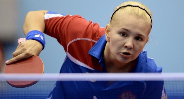 Нижегородец Михаил Пайков стал первой ракеткой РФ понастольному теннису