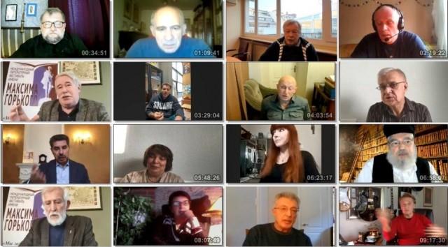 Международный литературный фестиваль имени Горького прошел в Нижнем Новгороде