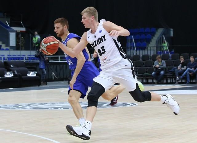 БК «Нижний Новгород» одержал победу над македонским «Карпош Соколи» 15ноября