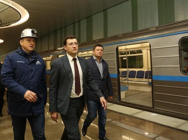 Нижегородцы могут придумать имя первому приехавшему настанцию «Стрелка» поезду