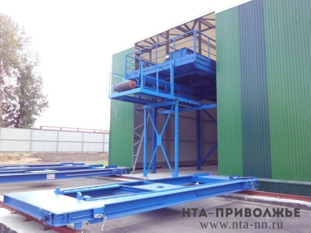 Два мусороперерабатывающих комплекса построят вНижегородской области