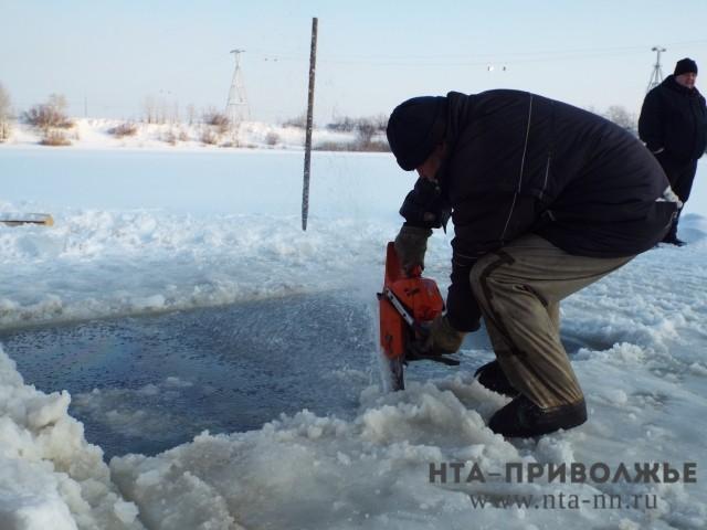 Семь купелей оборудуют для нижегородцев вКрещение