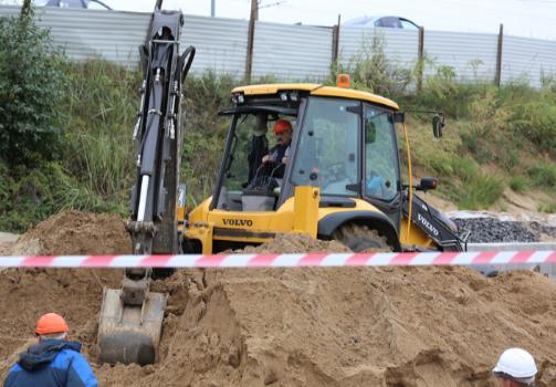 Дороги вНижнем Новгороде все еще продолжают чинить