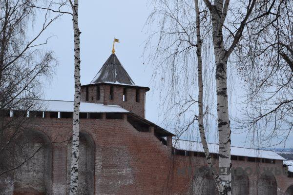 Наразработку проекта посохранению башен нижегородского Кремля выделены 20 млн руб.
