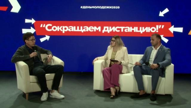 Юрий Шалабаев поздравил лауреатов именной стипендии главы города Нижнего Новгорода
