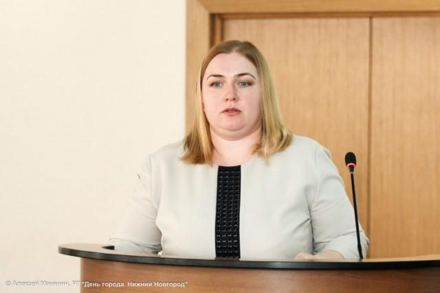 Елена Лекомцева выиграла конкурс надолжность гендиректораМП «Нижегородэлектротранс»