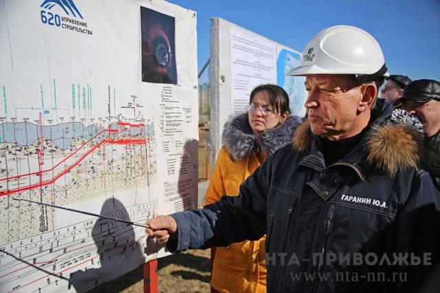 Основные работы настанции метро «Стрелка» закончатся кконцу апреля 2018