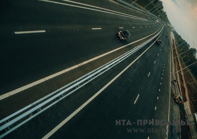 Движение натрассе М-7 вНижегородской области ограничат досередины осени