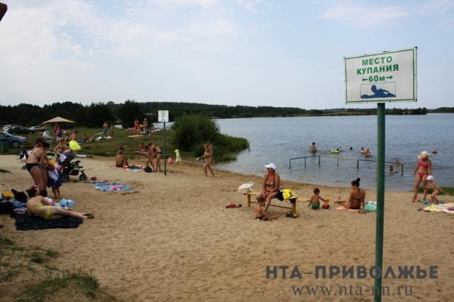 Роспотребнадзор не советует купаться в9 озерах Нижнего Новгорода