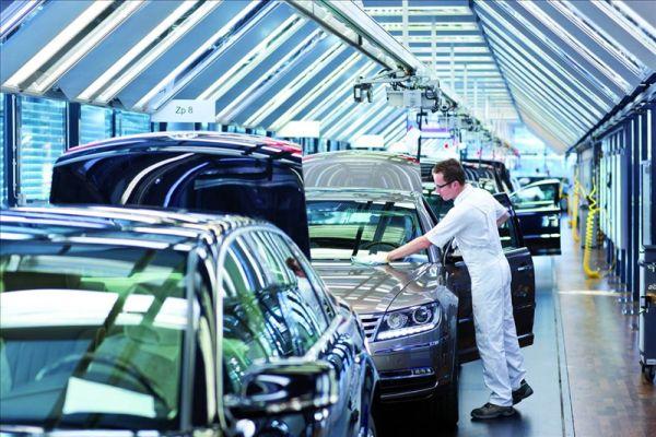 В Российской Федерации стартовало производство обновленного поколения VW Tiguan