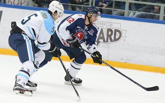 НижегородскийХК «Торпедо» разгромил «Сибирь» вматче КХЛ