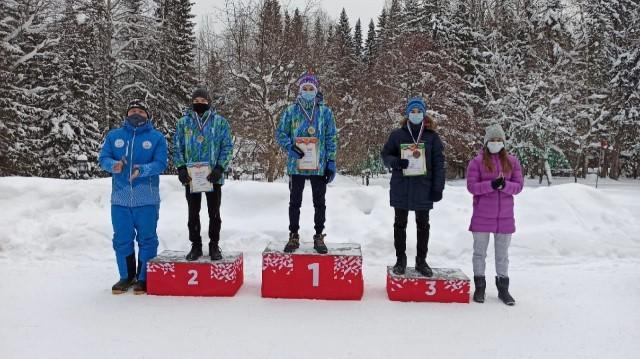 Нижегородские лыжники стали золотыми призерами всероссийских состязаний