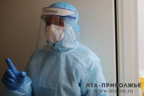 Коронавирусом за сутки в Нижегородской области заболели 403 человека