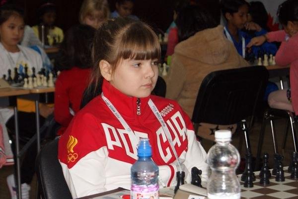 Молодая шахматистка Анна Шухман везет изРумынии «бронзу»