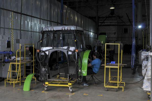 ВНижегородской области запущено производство кабин для тракторов