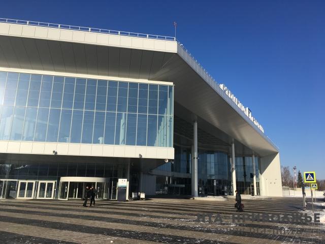 Международный сектор открылся внижегородском аэропорту Стригино