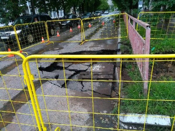 Дворы иулицы, которые никто неубирает, выявила генпрокуратура Нижнего Новгорода