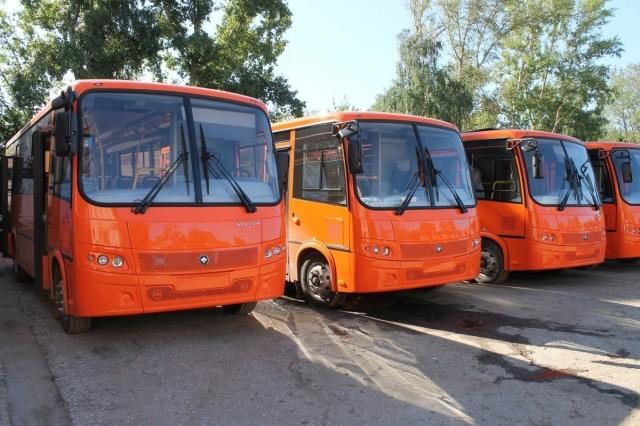 ВНижнем Новгороде вначале осени намаршруты выйдут 50 новых автобусов