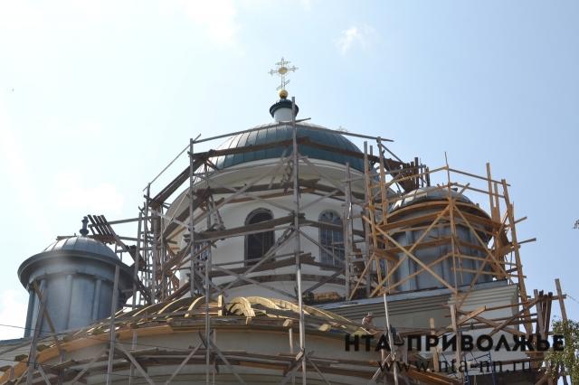 Митрополит Георгий: ВНижнем Новгороде должно быть больше храмов