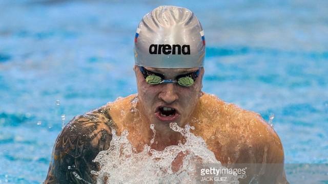 Олег Костин стал двукратным победителем наЧемпионате мира поплаванию