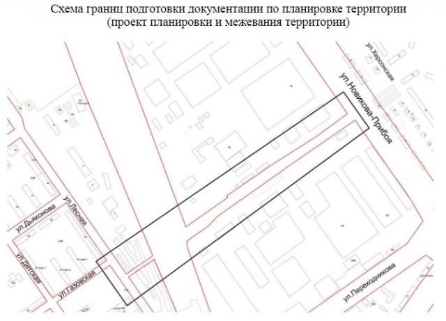 ВНижнем Новгороде планируют построить дорогу за«Теплобоменником»